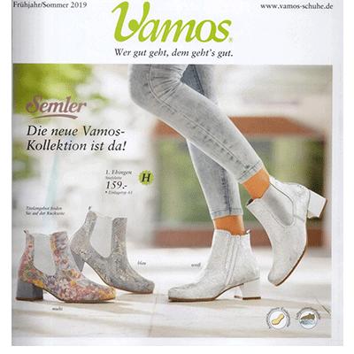 ae98139f634e3f Каталог Vamos осень/ зима 2018/19 — удобная женская и мужская обувь для  каждого