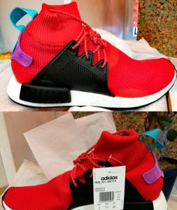 7d3daefbb9e5 Кроссовки Adidas Originals NMD XR1 - зимняя спортивная обувь унисекс в городском  стиле!