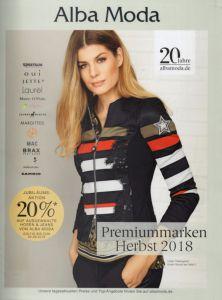 3b8a0a8dc911 Каталог Alba Moda осень/зима 2018/19 — эксклюзивная женская одежда, которая  позволяет создать люксовый гардероб с нуля