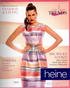 10a07c5094f Каталог Heine Fashion   Living весна-лето 2017 - модная женская одежда