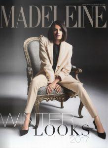 5b6aed55c46dc Каталог Madeleine Winter Looks зима 2017 - вечерняя и деловая мода класса  люкс для элегантных дам
