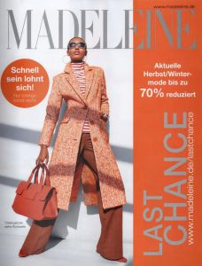53e09071ac3f2 Каталог Madeleine Sale Last Chance зима 2018 -распродажа до 70% элитной  деловой одежды для бизнес-вумен