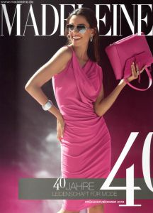 24806b83a9acf Каталог Madeleine 40 Jahre весна 2018 - яркие, смелые, шикарные женские  образы новой коллекции немецкого бренда класса ...