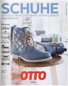 Каталог Otto Schuhe весна-лето 2018 - большой выбор женской и мужской  брендовой обуви, сумок из Европы ... 8ae07200086