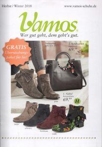 89c6fd7af1556e Каталог Vamos осень/зима 2018/19 — здоровая обувь для обычной и  деформированной стопы